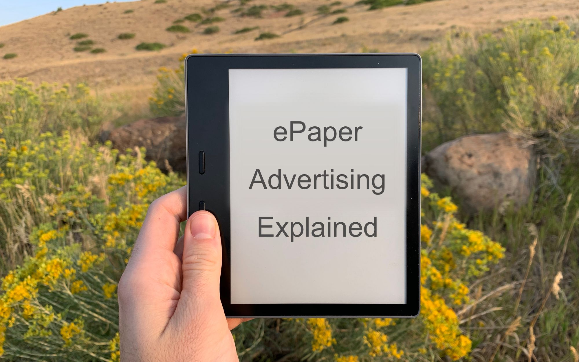 Electronic Paper (ePaper) Advertising Explained